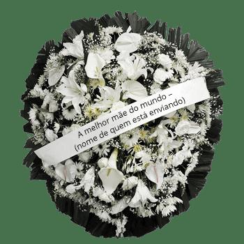Frases E Mensagens De Luto Para Mãe Coroas Para Velório