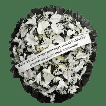 Frases E Mensagens De Luto Para Primo Coroas Para Velório