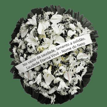 Mensagens De Luto Para Avós Falecidos Coroas Para Velório